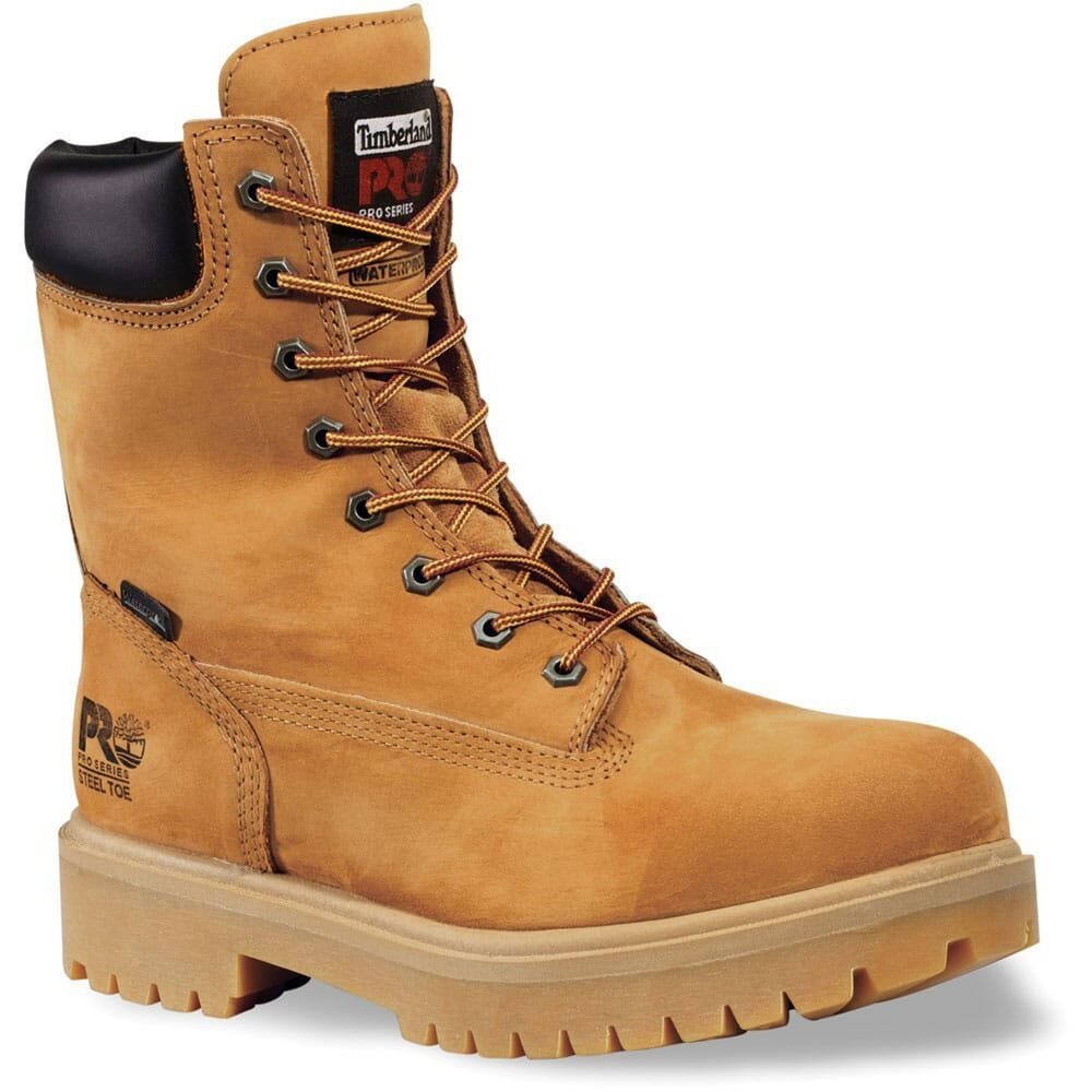 Image for Timberland PRO Men's WP ST Safety Boots - Wheat from bootbay