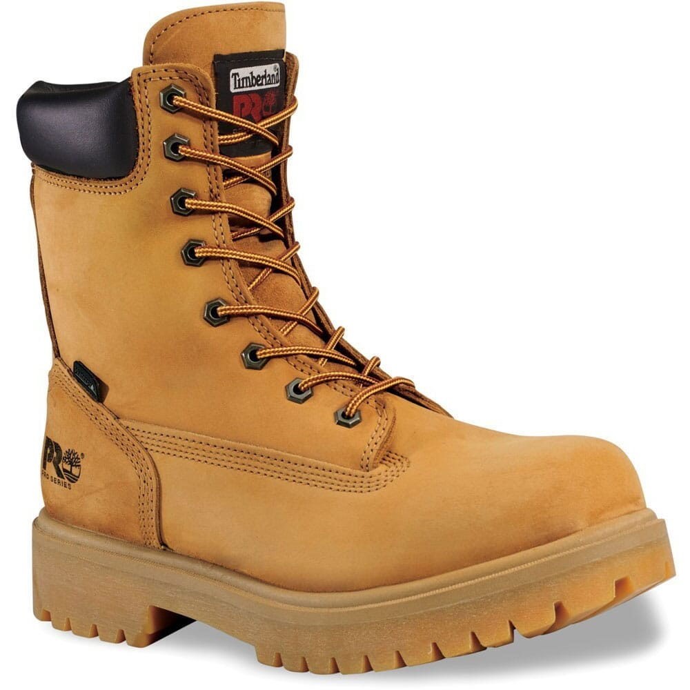 Image for Timberland PRO Men's Direct Attach WP Work Boots - Wheat from bootbay