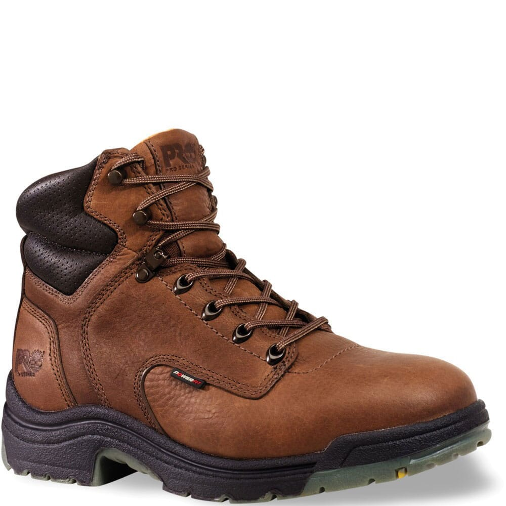 Image for Timberland PRO Men's Titan Safety Boots - Coffee from bootbay