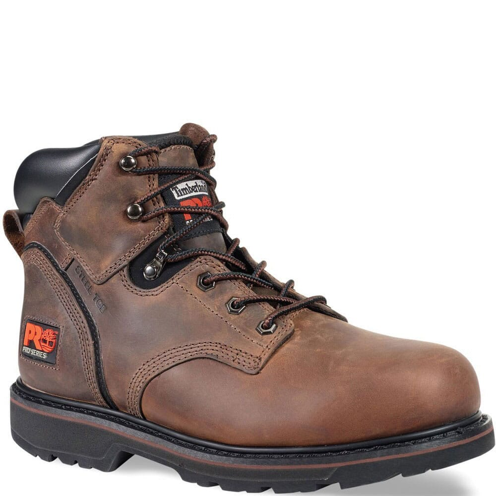 Image for Timberland PRO Men's Pit Boss Safety Boots - Gaucho from bootbay