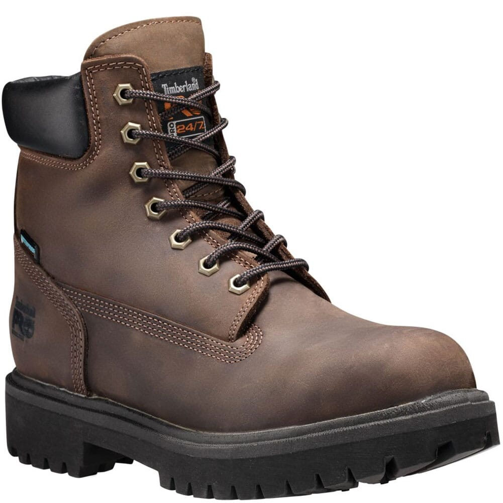 Image for Timberland PRO Men's Direct Attach Safety Boots - Brown from bootbay