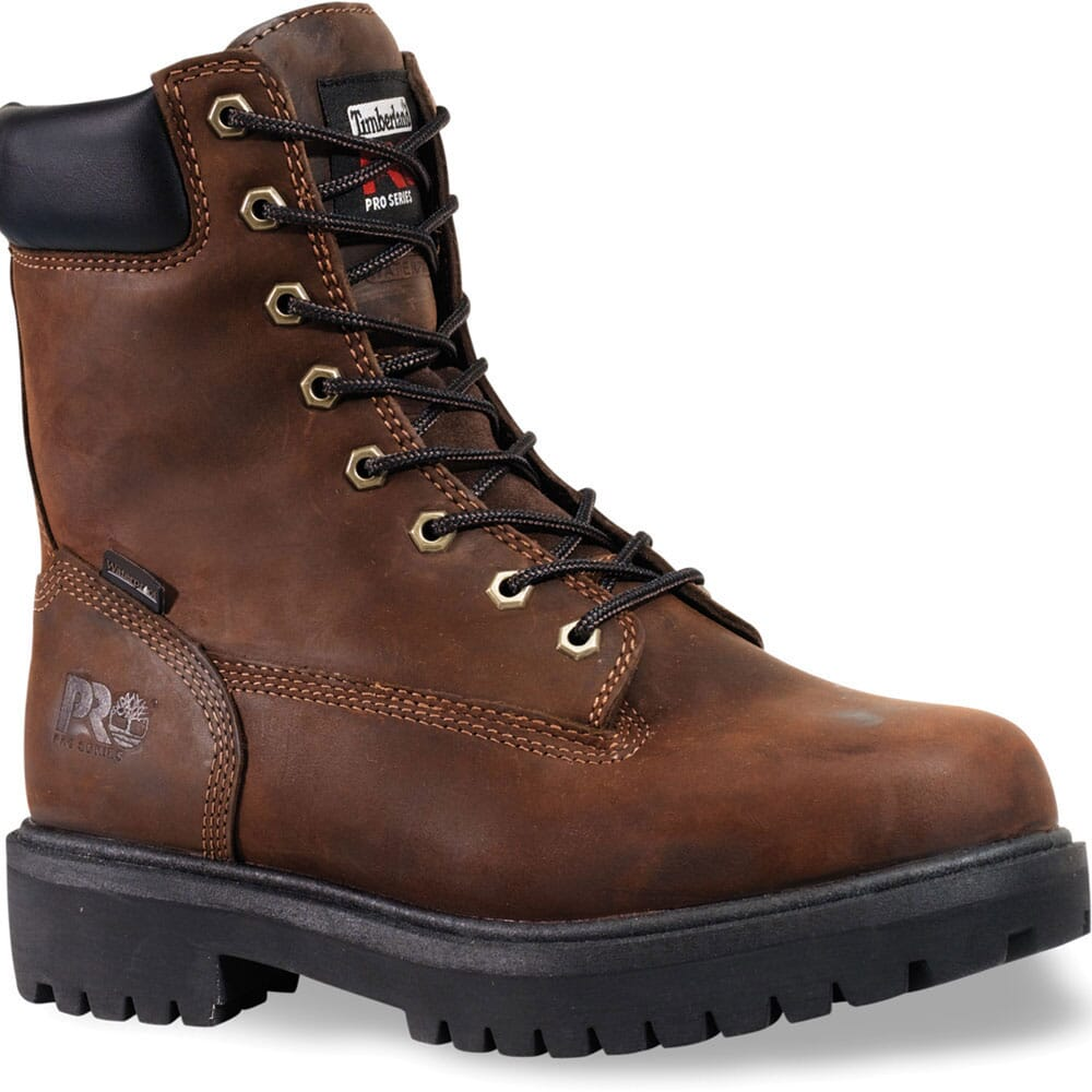 Image for Timberland PRO Men's WP INS Work Boots - Brown from elliottsboots