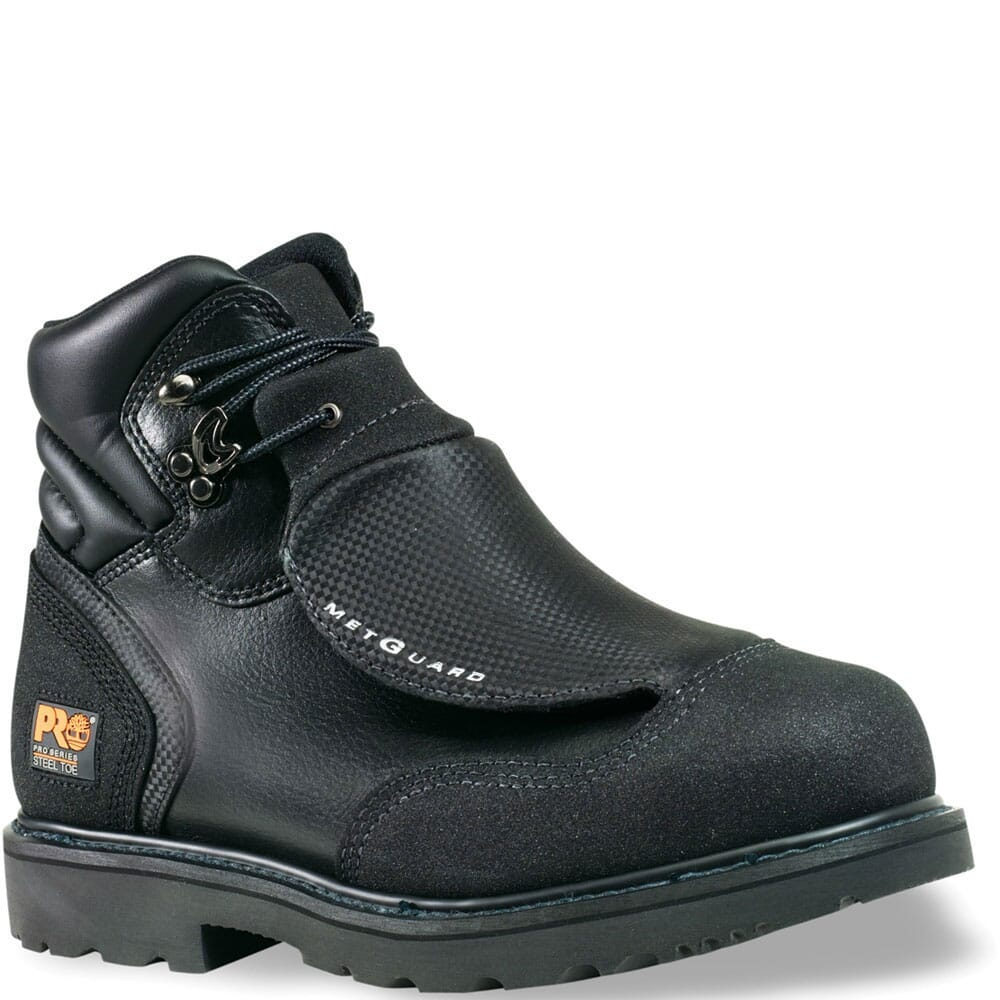 Image for Timberland PRO Men's EH EXT Safety Boots - Black from bootbay