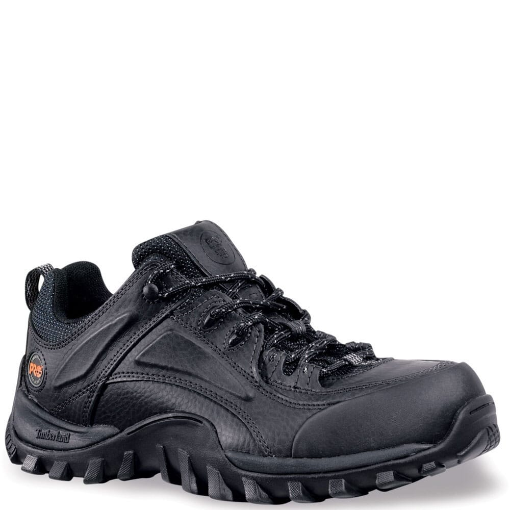 Image for Timberland PRO Men's Mudsill Safety Shoes - Black from bootbay