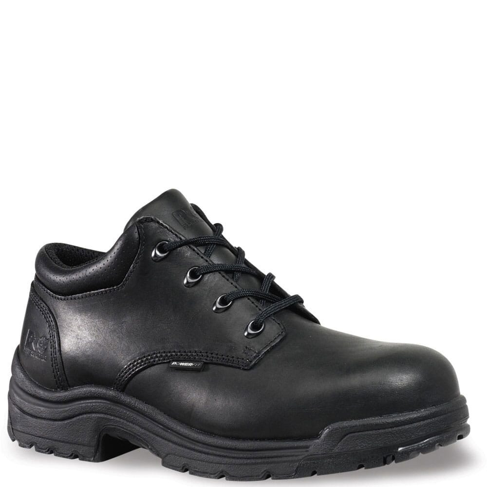 Image for Timberland PRO Men's TiTAN Safety Shoes - Black from bootbay