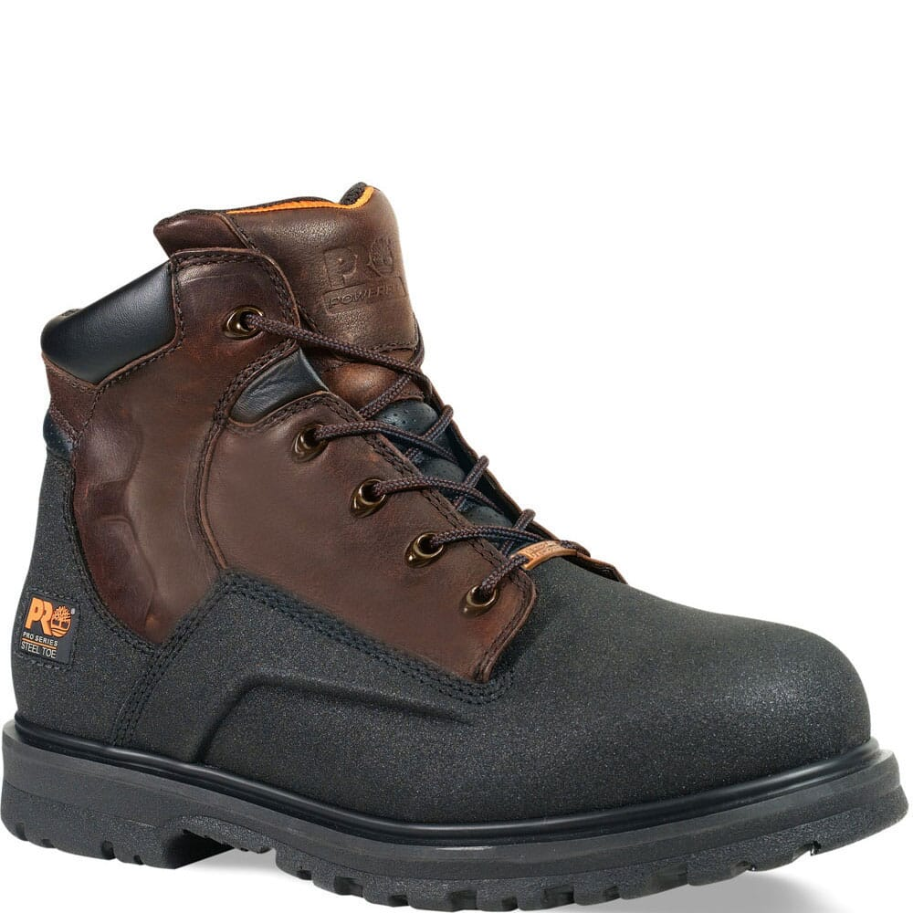 Image for Timberland PRO Men's SR Safety Boots - Brown from bootbay