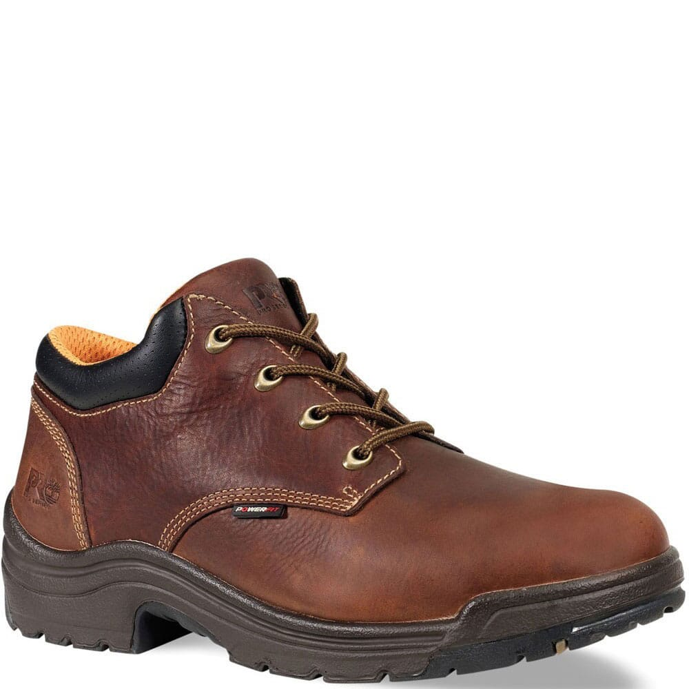 Image for Timberland PRO Men's TiTAN Work Shoes - Brown from bootbay