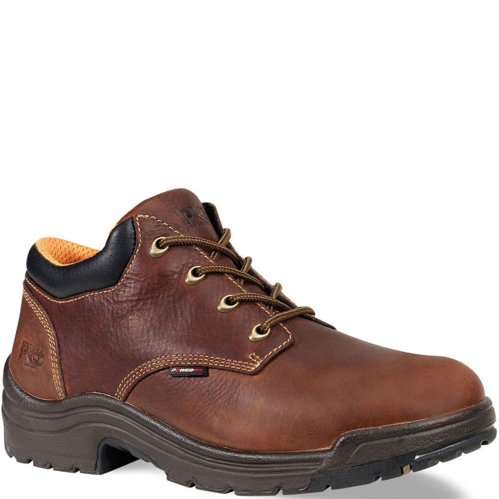 Image for Timberland PRO Men's TiTAN Safety Shoes - Brown from bootbay