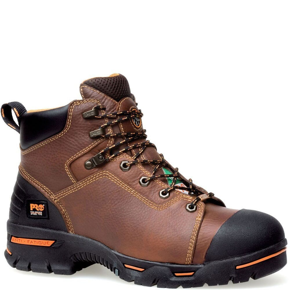 Image for Timberland PRO Men's Endurance PR Safety Boots - Brown from bootbay