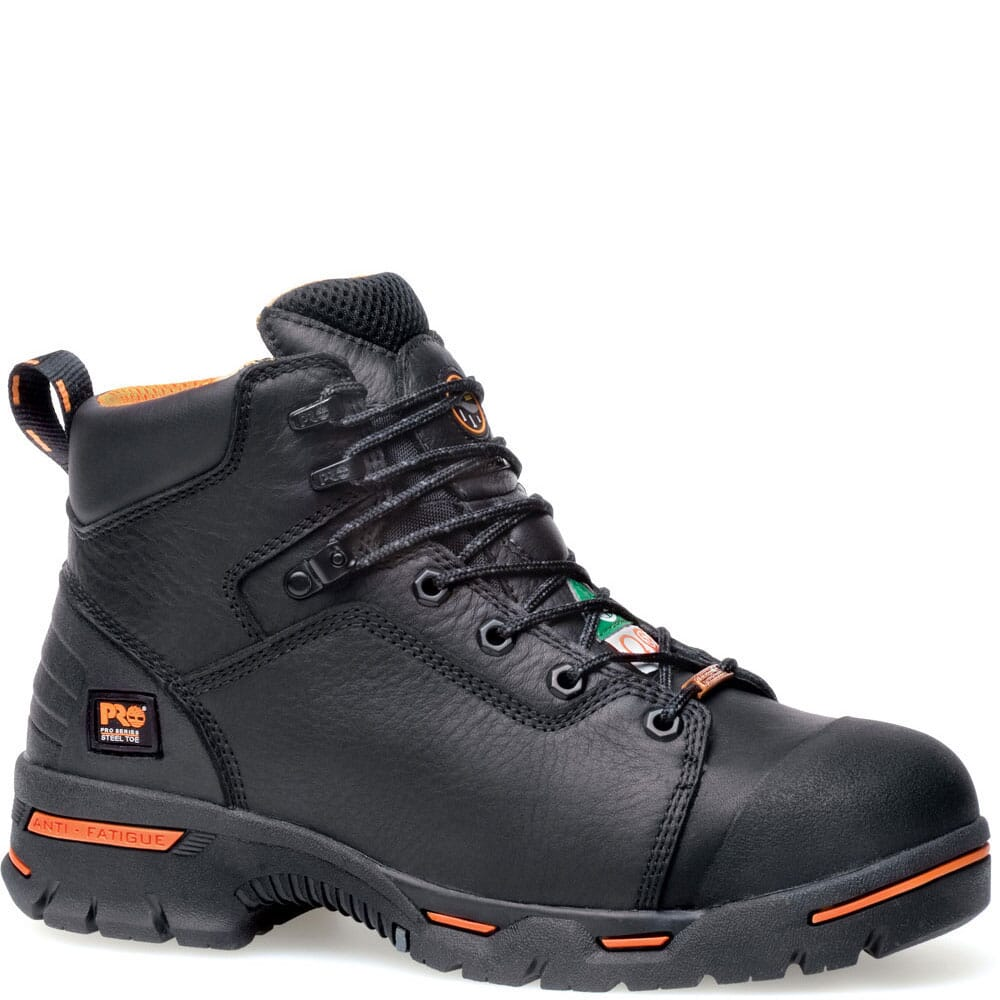 Image for Timberland PRO Men's Endurance Safety Boots - Black from bootbay