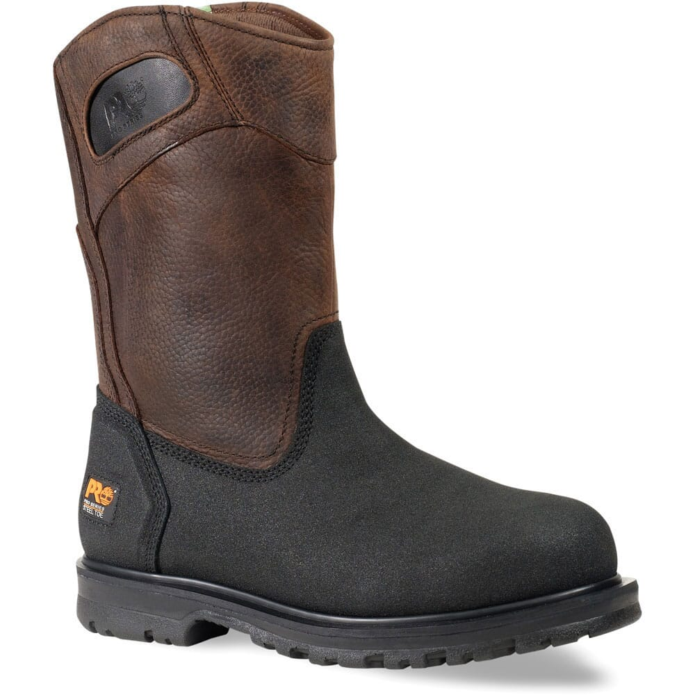 Image for Timberland PRO Men's Powerwelt Safety Boots - Brown from elliottsboots
