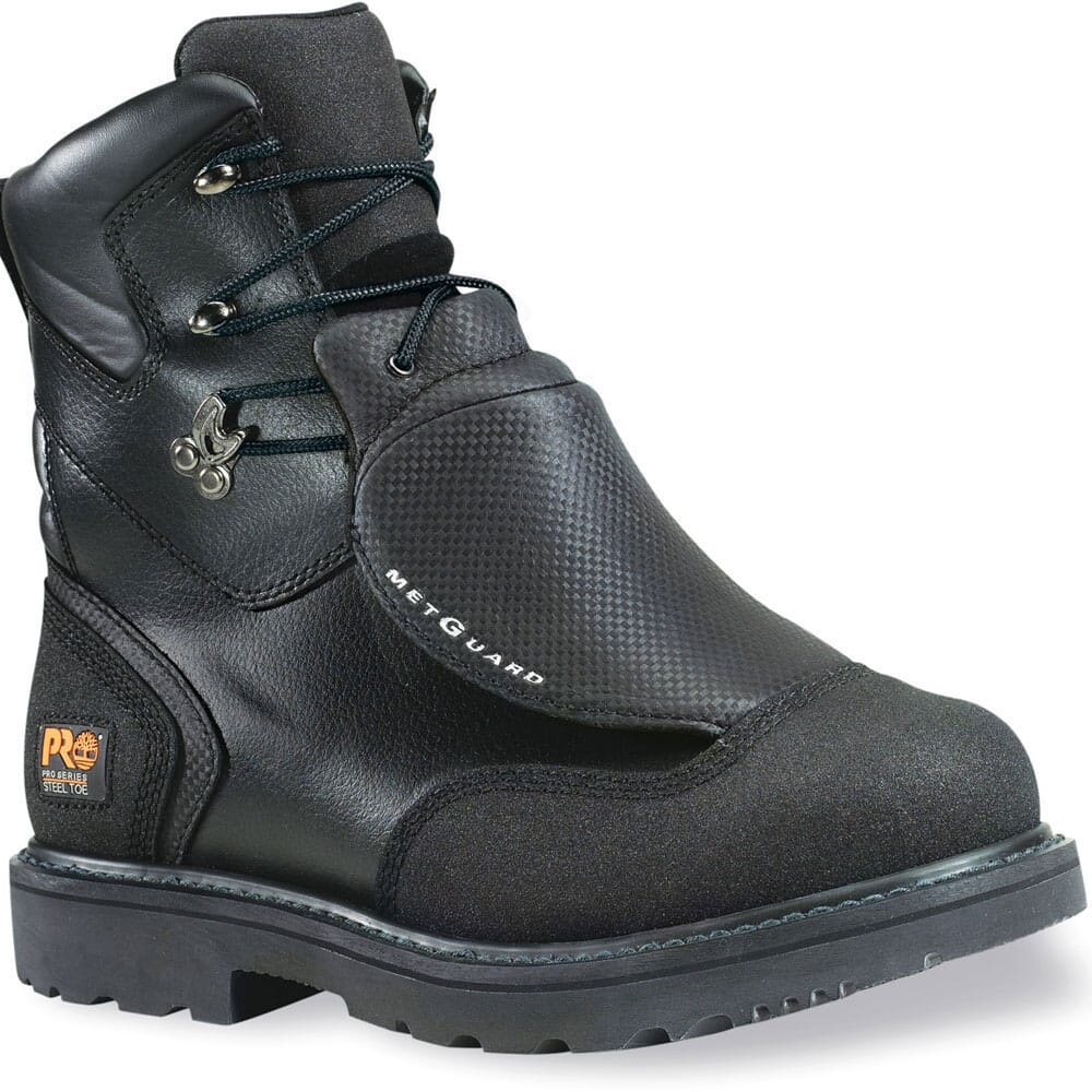 Image for Timberland PRO Men's Met ST Safety Boots - Black from bootbay