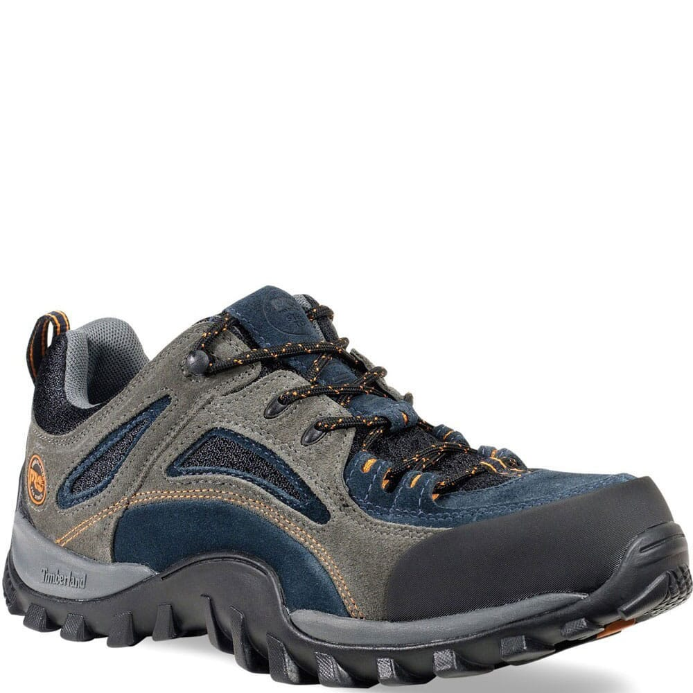 Image for Timberland PRO Men's Mudsill EH Safety Shoes - Titanium from bootbay
