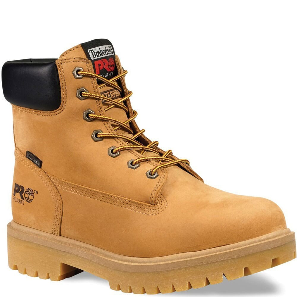Image for Timberland PRO Men's Direct Attach Safety Boots - Wheat from bootbay