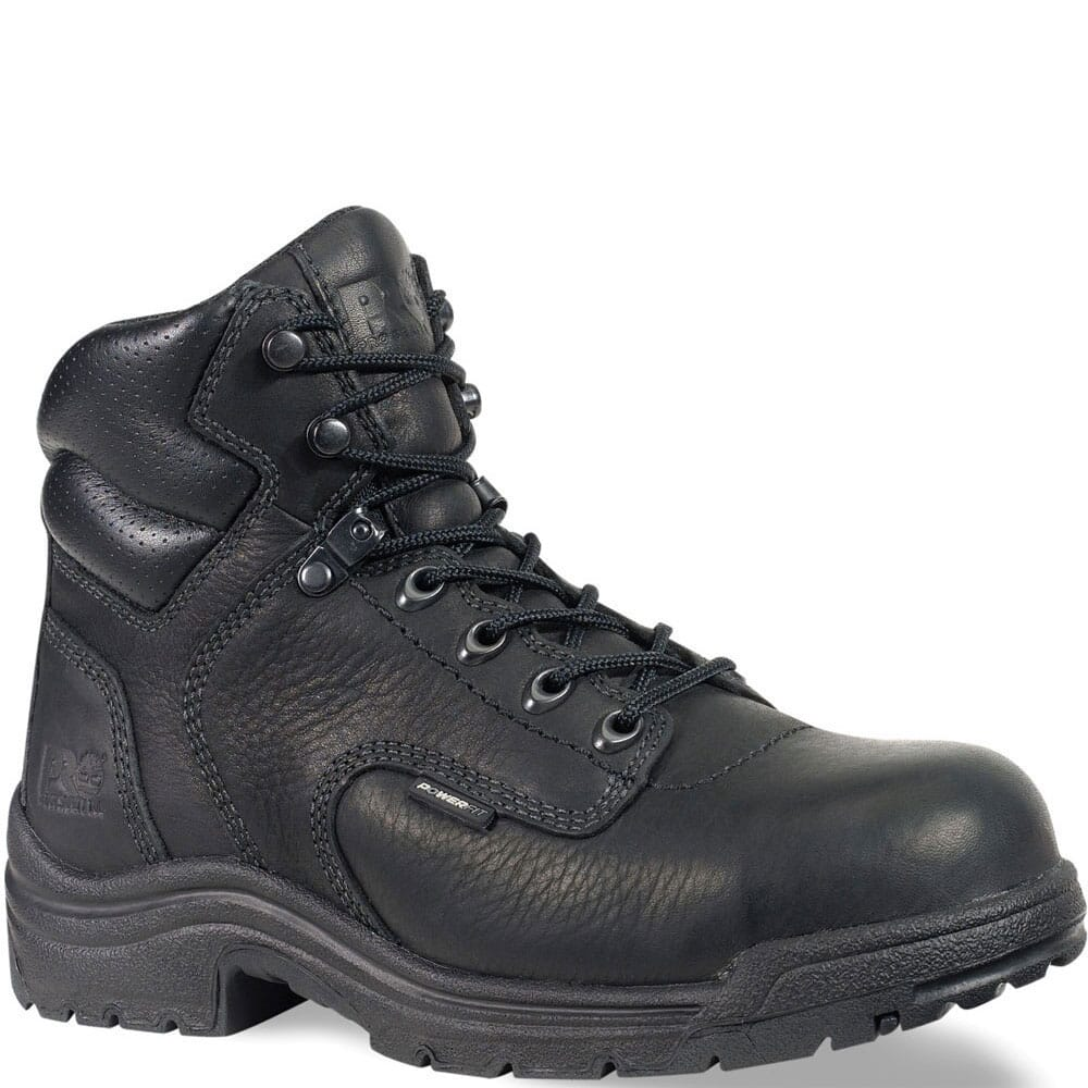 Image for Timberland PRO Women's TiTAN Safety Boots - Black from elliottsboots