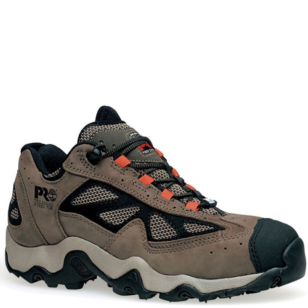 Image for Timberland PRO Men's Gorge Safety Shoes - Brown from bootbay