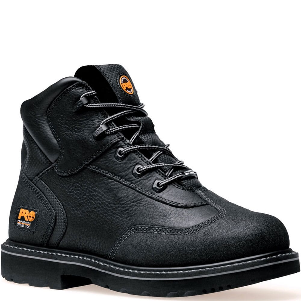 Image for Timberland PRO Men's Met Guard Safety Boots - Black from bootbay