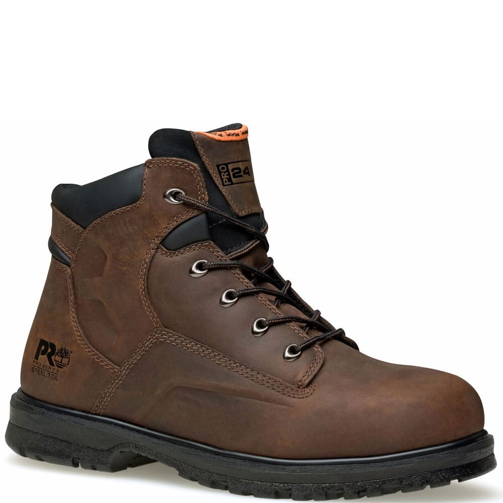Image for Timberland PRO Men's Magnus Safety Boots - Brown from bootbay