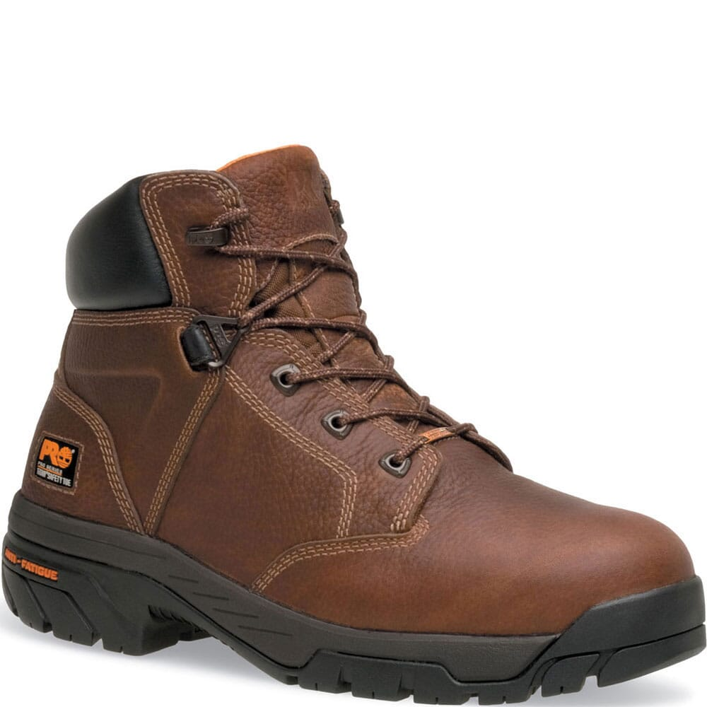 Image for Timberland PRO Men's Helix 6in WP Safety Boots - Brown from bootbay
