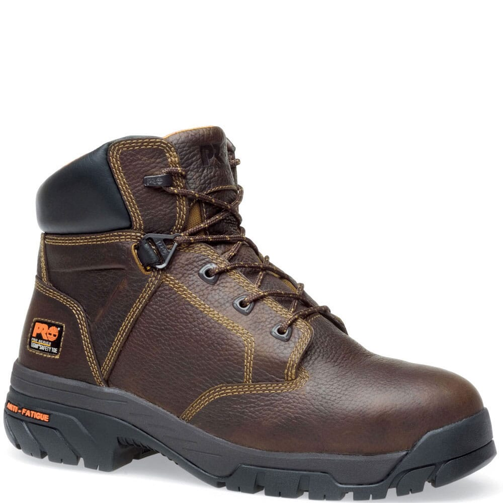 Image for Timberland PRO Men's Helix Safety Boots - Brown from bootbay