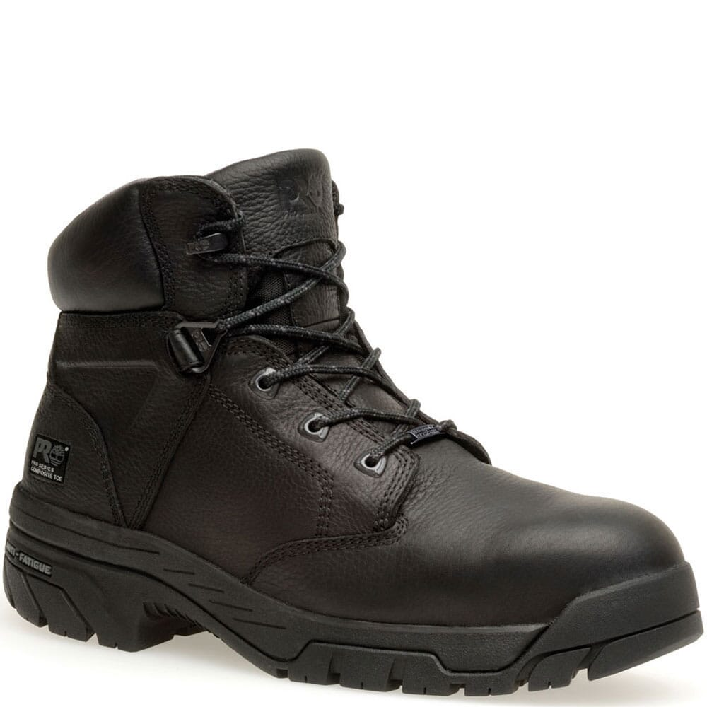 Image for Timberland PRO Men's Helix Safety Boots - Black from bootbay