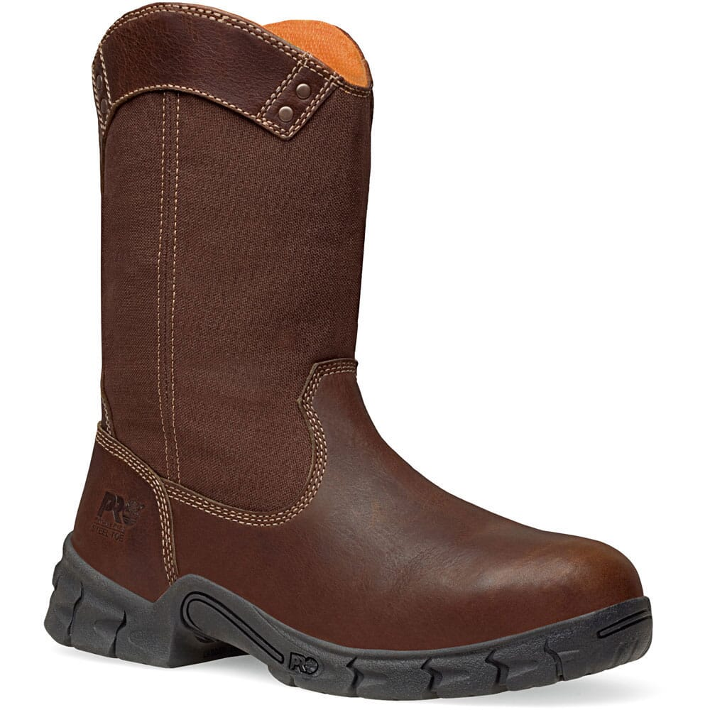 Image for Timberland PRO Men's Excave EH Safety Boots - Fox Brown from bootbay