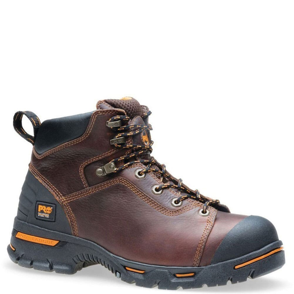 Image for Timberland PRO Men's Endurance Work Boots - Brown from bootbay