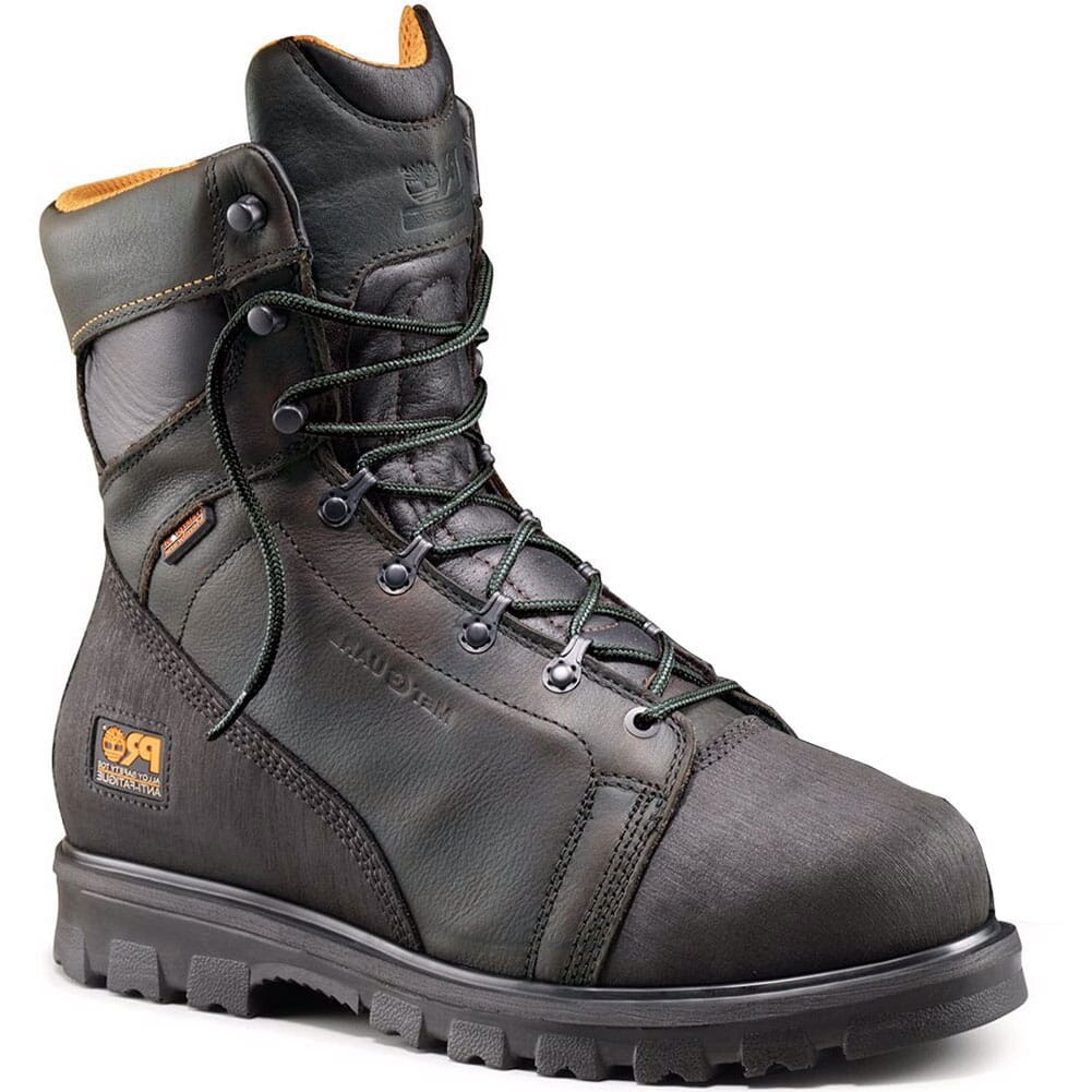 Image for Timberland Pro Men's Rigmaster 8IN Safety Boots - Brown from bootbay