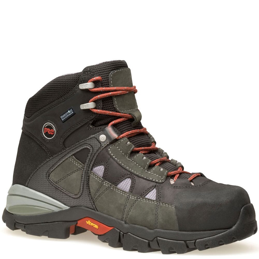Image for Timberland PRO Men's Hyperion WP Work Boots - Slate from bootbay