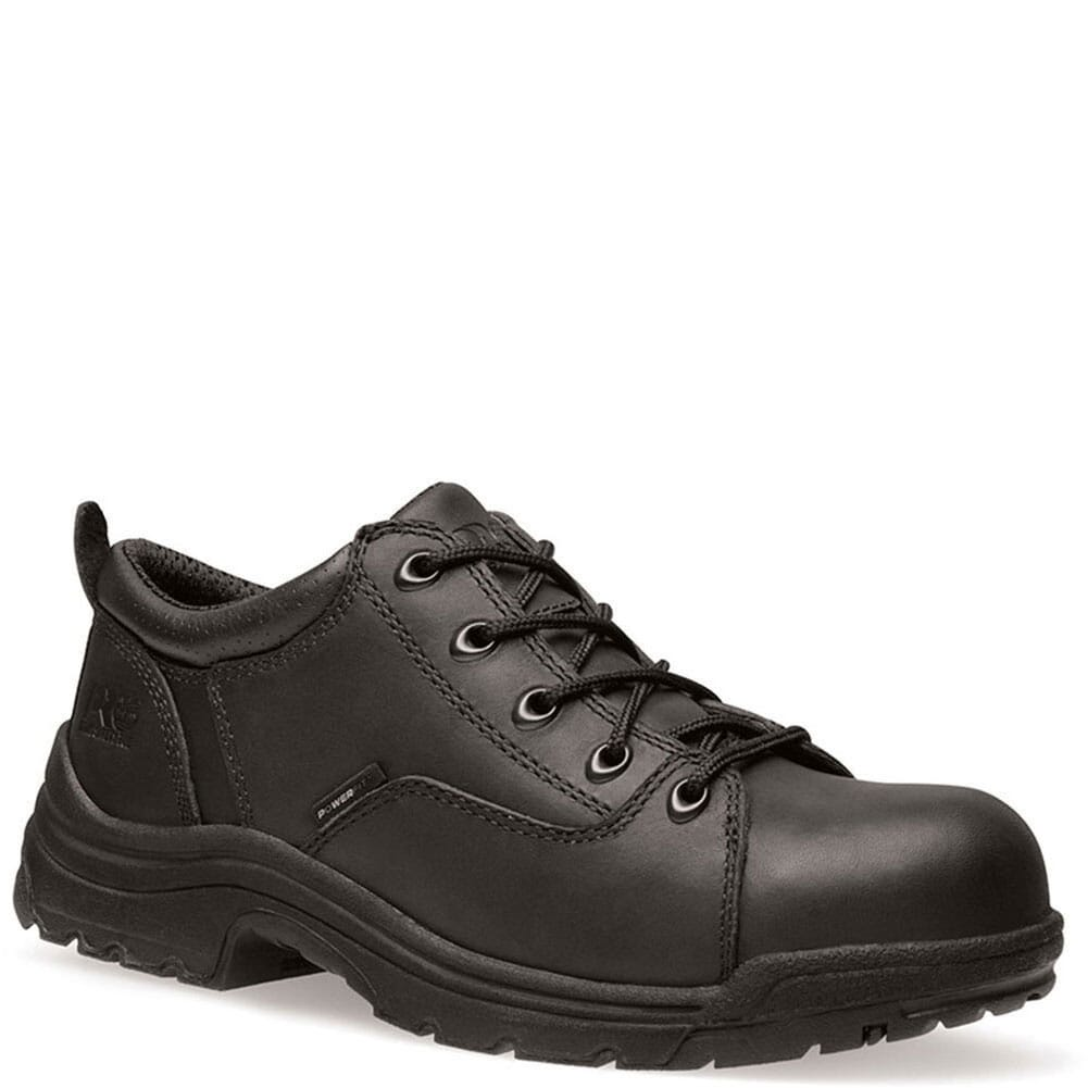Image for Timberland Pro Women's TiTAN Safety Shoes - Black from bootbay
