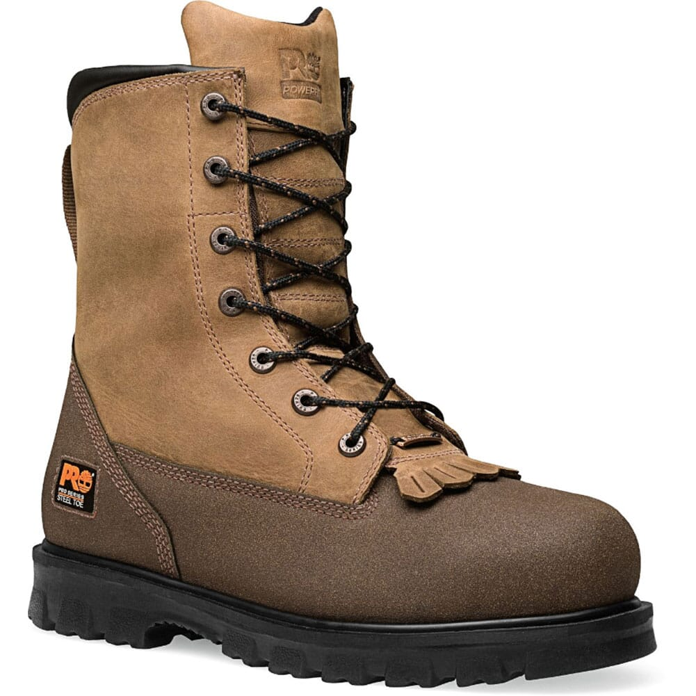 Image for Men's Timberland PRO Lace Rigger WP Safety Boots - Brown from bootbay