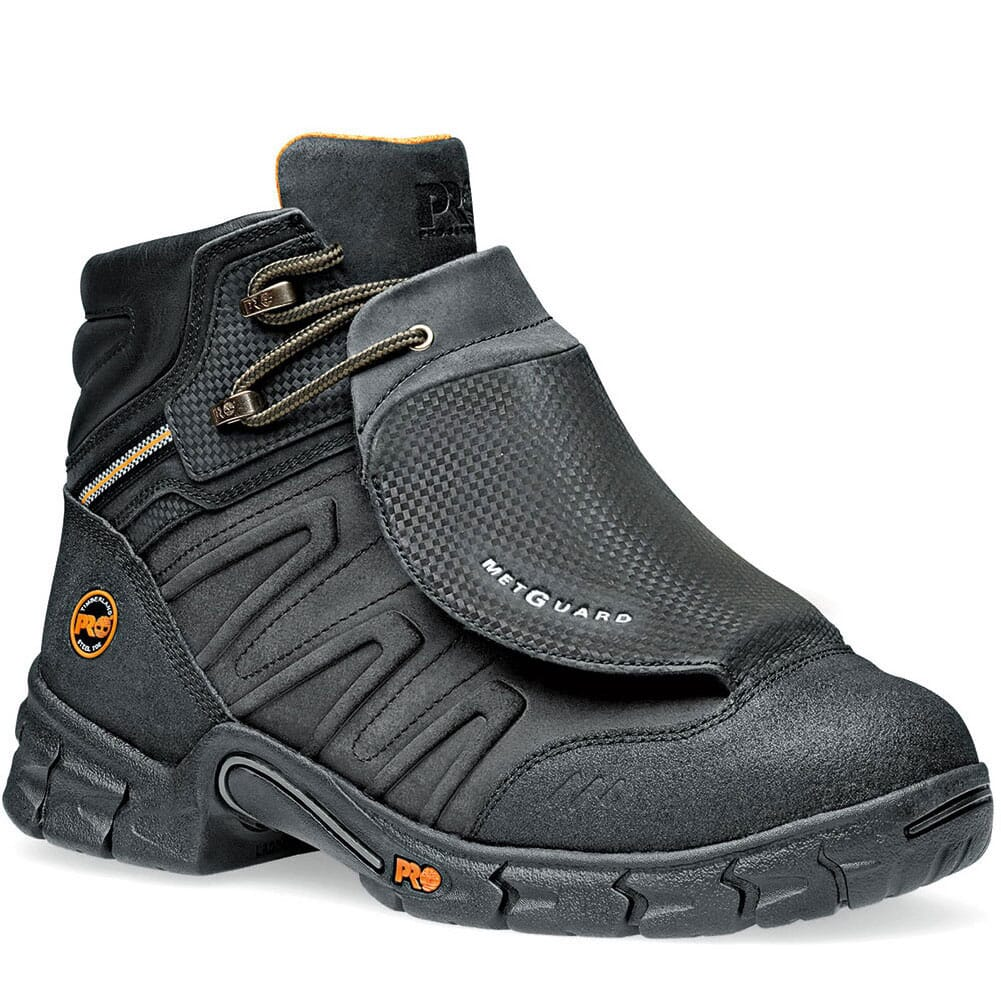 Image for Timberland PRO Men's Excave Met Safety Boots - Black from bootbay
