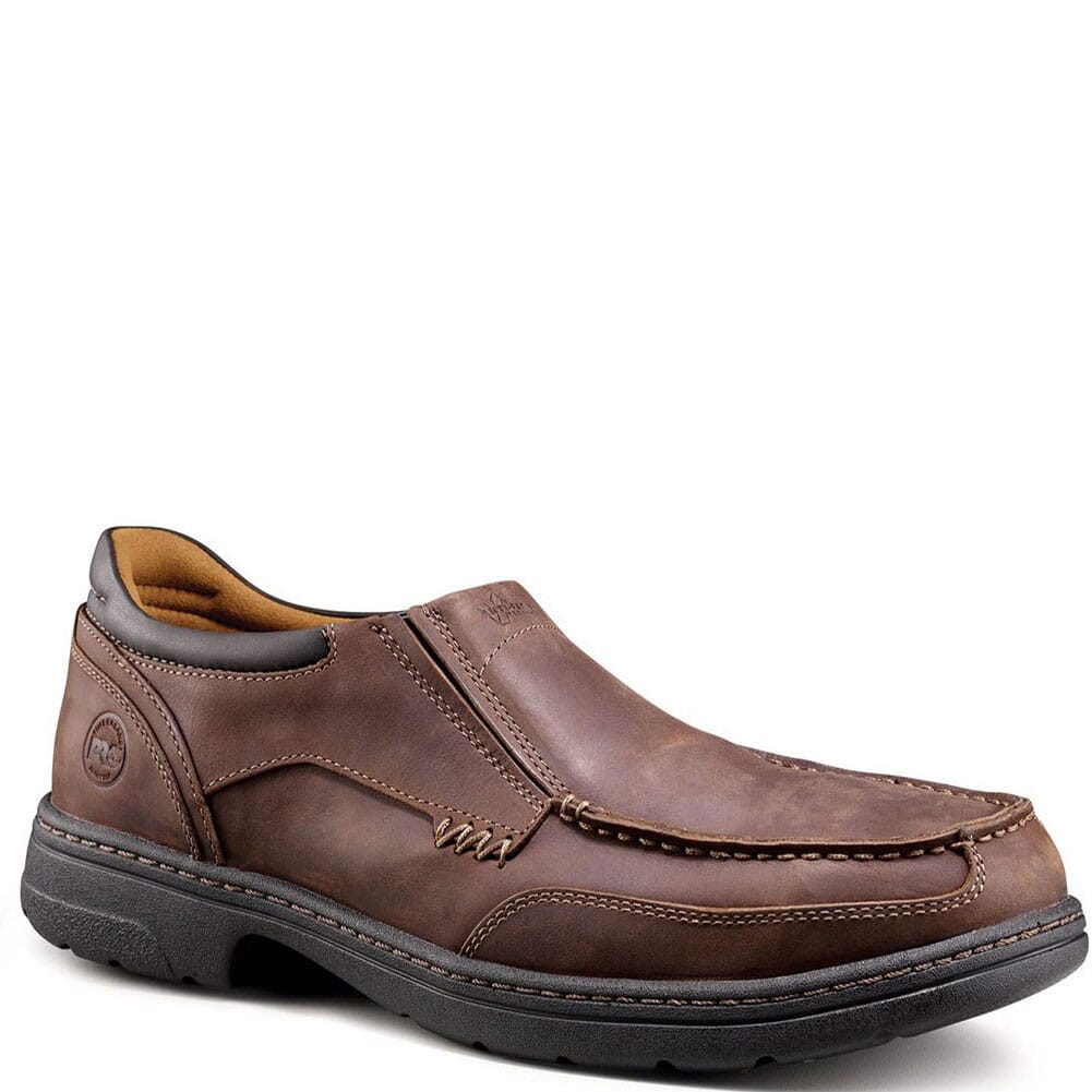 Image for Timberland Pro Men's Branston Safety Shoes - Brown from bootbay