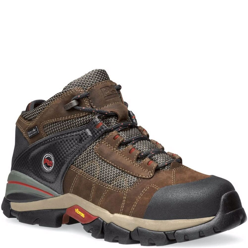 Image for Timberland Pro Men's Hyperion XL Safety Boots - Brown from bootbay