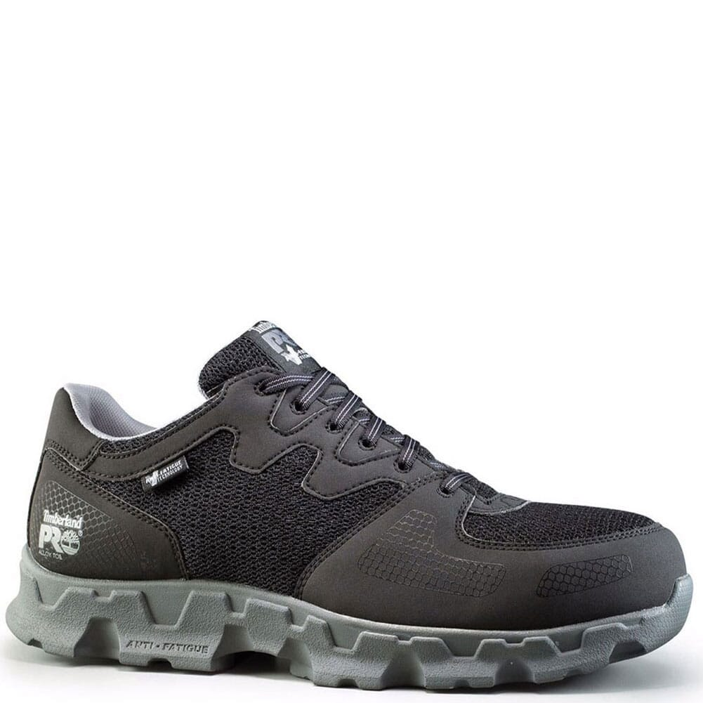 Image for Timberland Pro Men's Powertrain SD Safety Shoes - Black from bootbay
