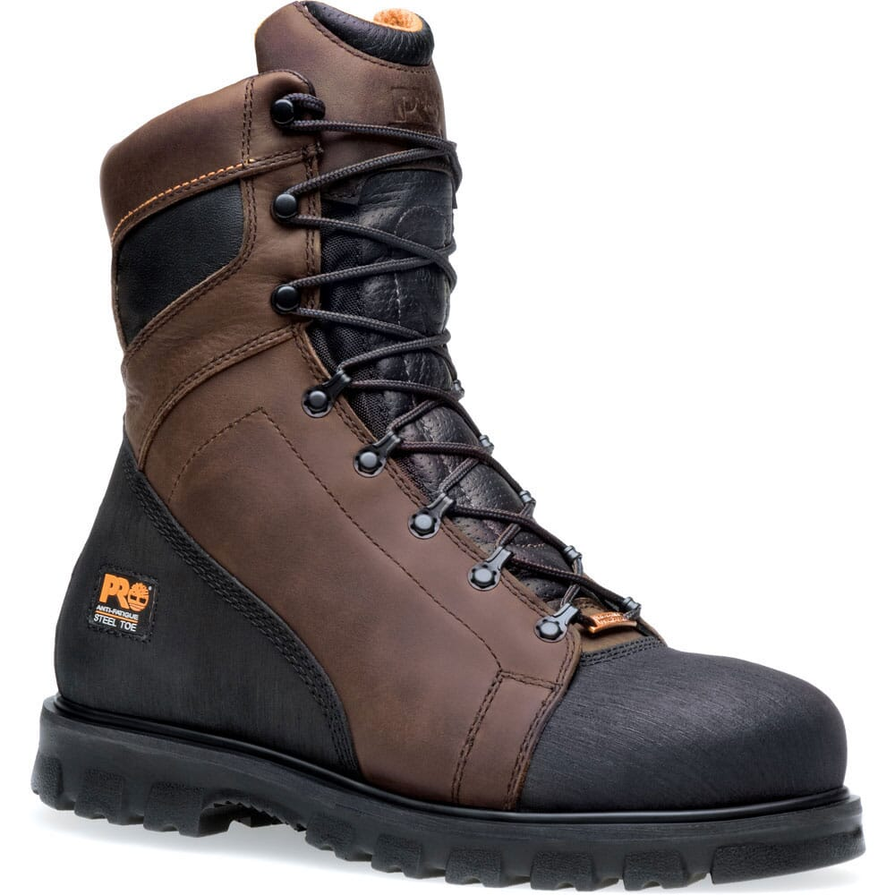 Image for Timberland PRO Men's Rigmaster WP Safety Boots - Black from bootbay