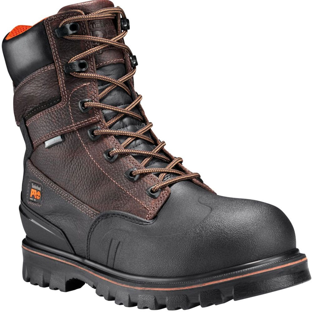 Image for Timberland PRO Men's Rigmaster Safety Boots - Brown from bootbay