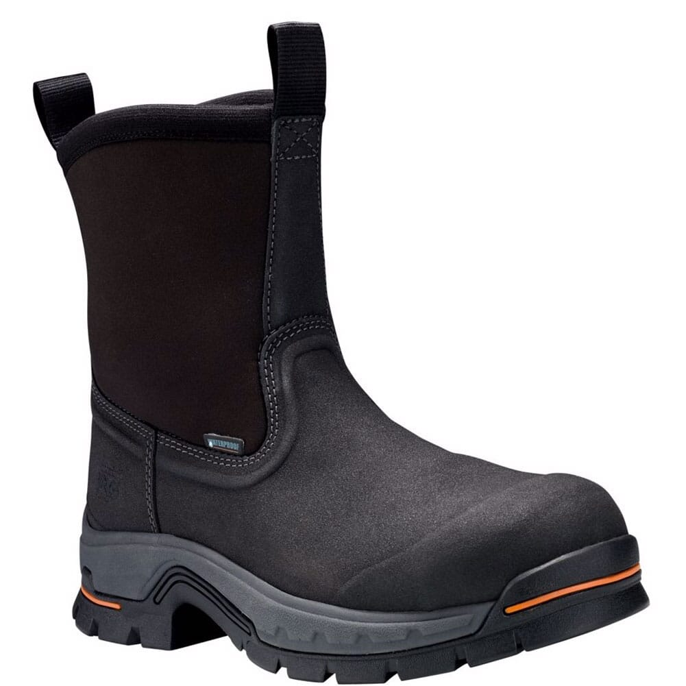 Image for Timberland PRO Men's Stockdale Safety Boots - Black from bootbay