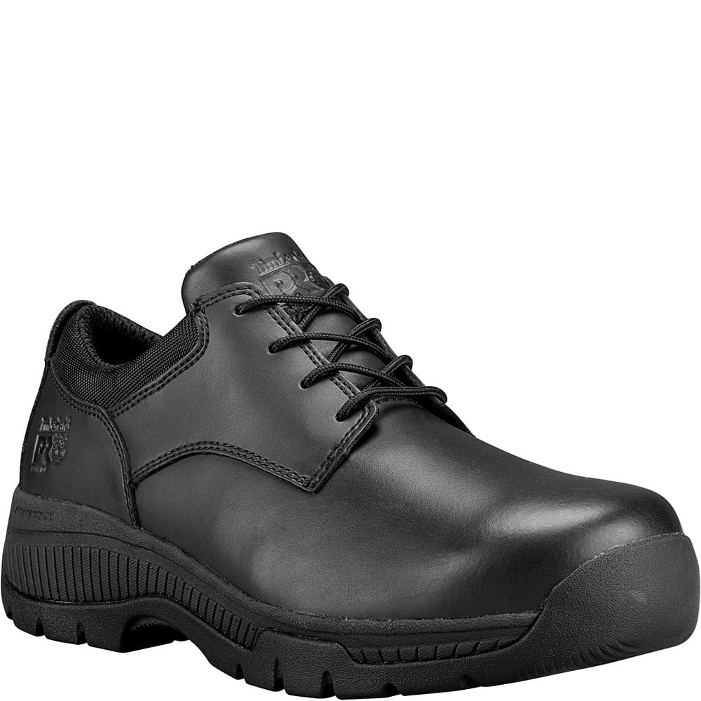 Image for Timberland Pro Men's Valor Work Oxfords - Black from bootbay
