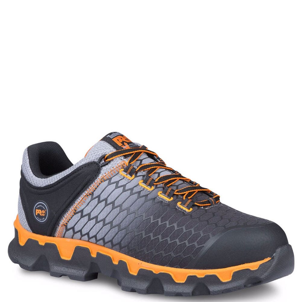 Image for Timberland Pro Men's Powertrain SD Safety Shoes - Grey from bootbay