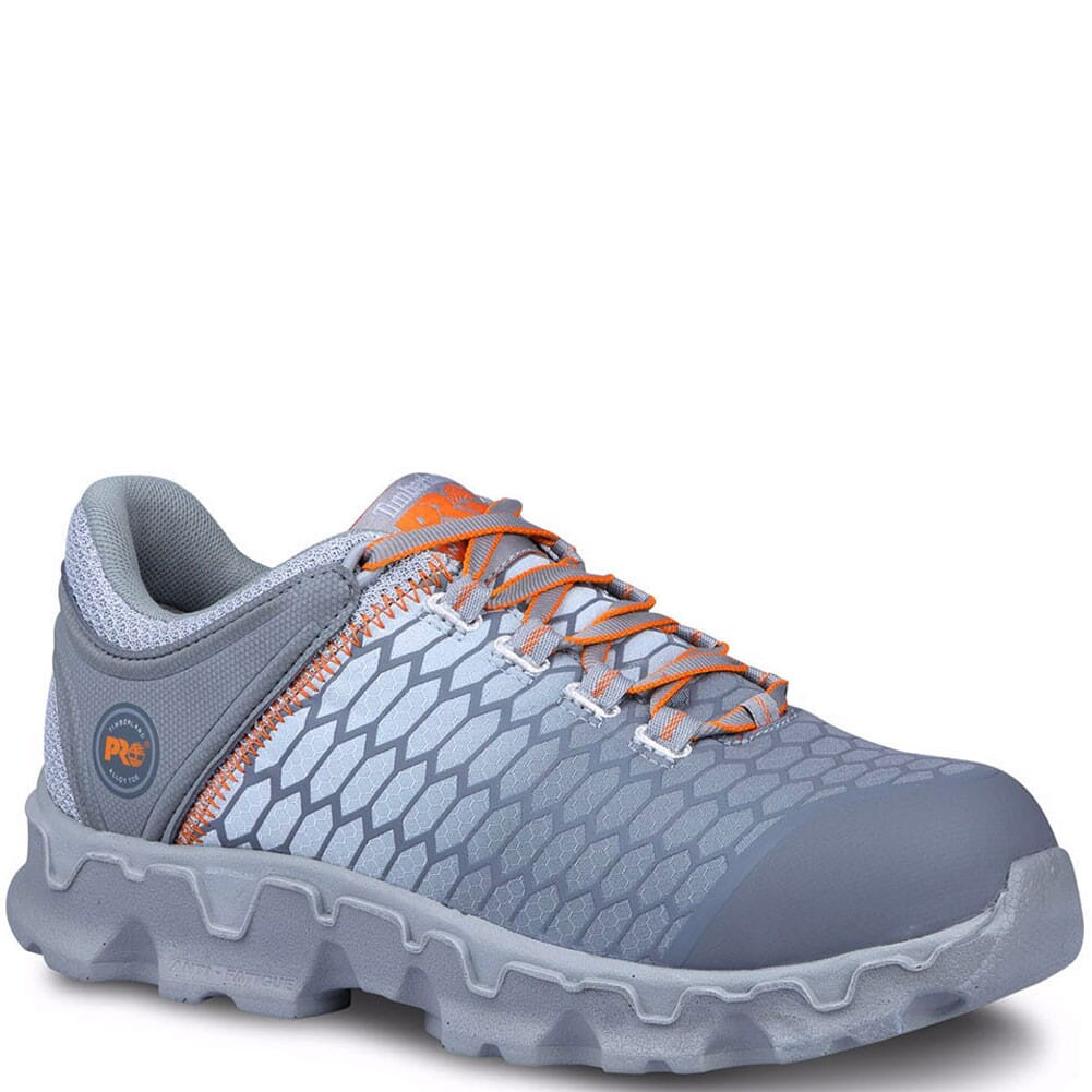 Image for Timberland Pro Women's Powertrain Safety Shoes - Grey from bootbay
