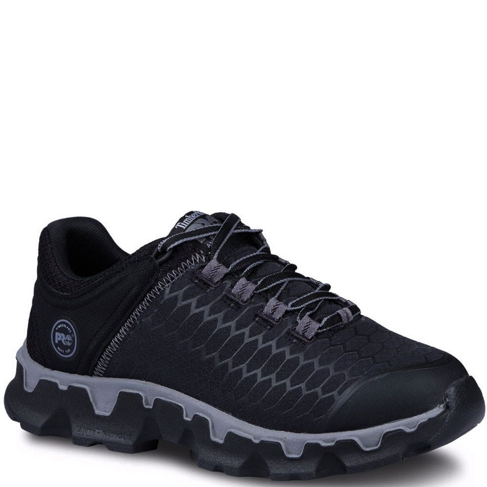 Image for Timberland Pro Women's Powertrain Work Shoes - Black from bootbay