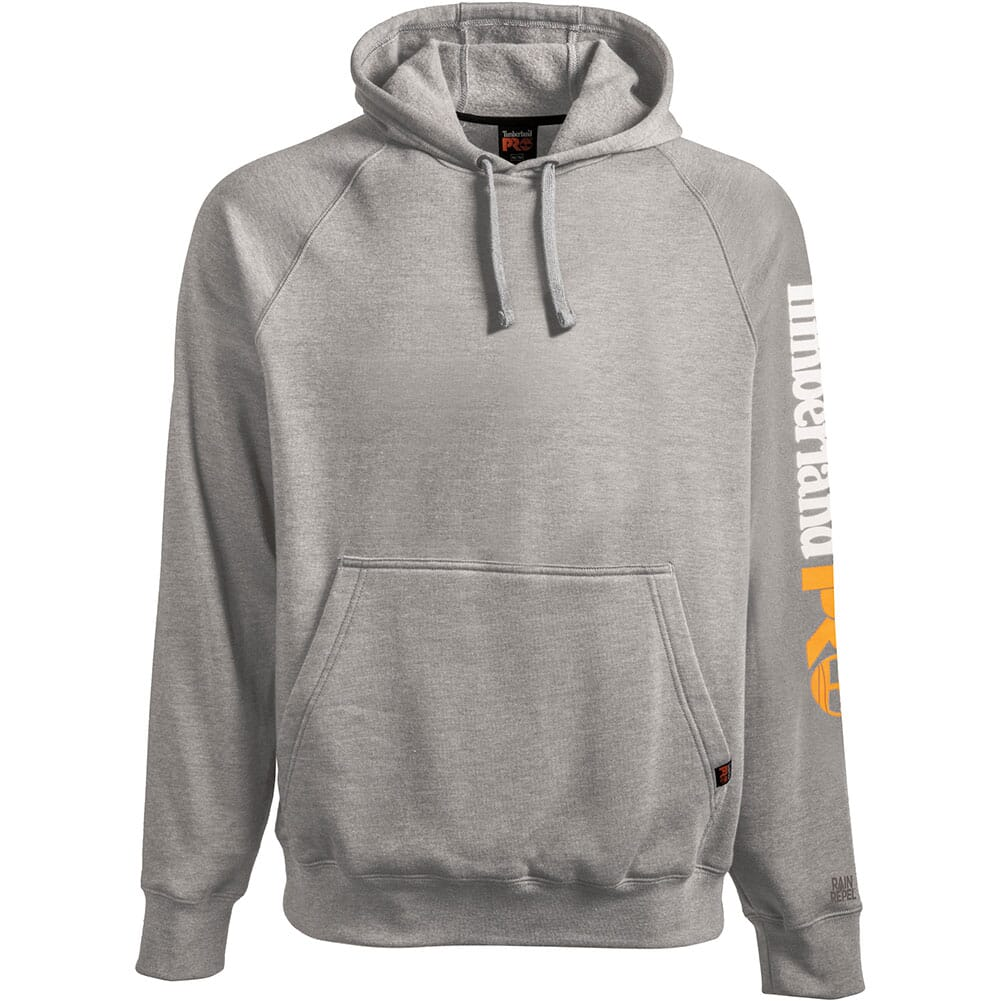 Image for Timberland Pro Men's Hood Honcho Sport Hoodie - Light Heather Gray from bootbay