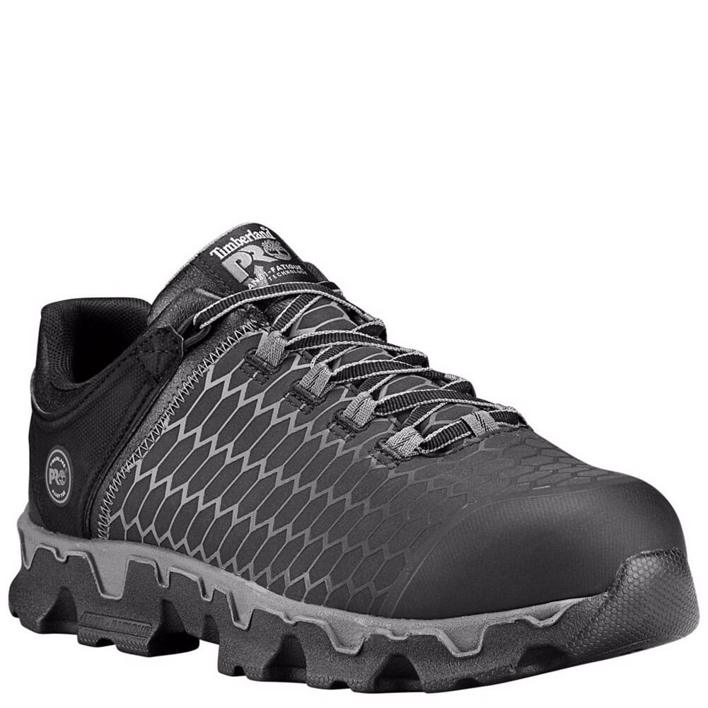 Image for Timberland PRO Men's Powertrain EH Safety Shoes - Black from bootbay