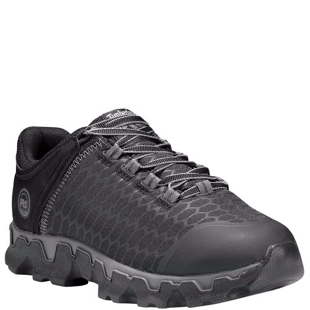 Image for Timberland PRO Women's Powertrain EH Safety Shoes - Black from bootbay
