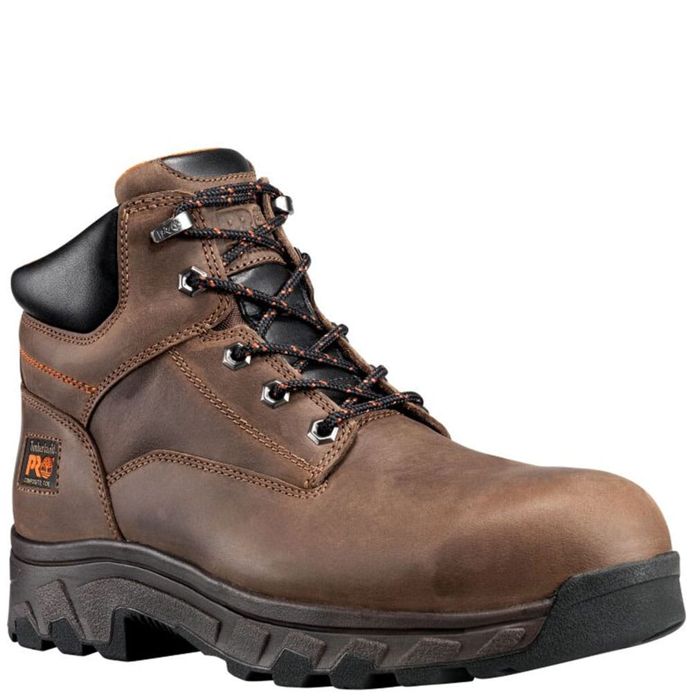 Image for Timberland Pro Men's Workstead Safety Boots - Brown from bootbay