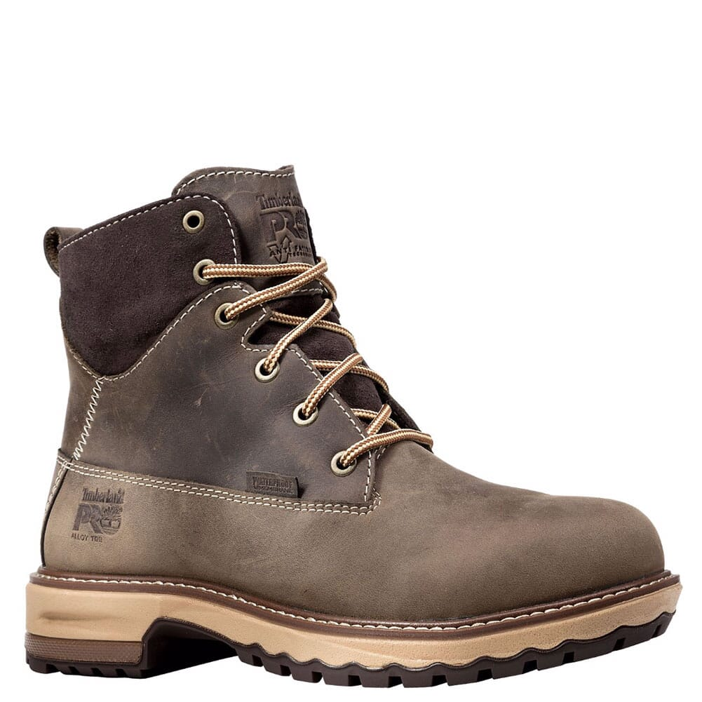 Image for Timberland Pro Women's Hightower Safety Boots - Brown from bootbay