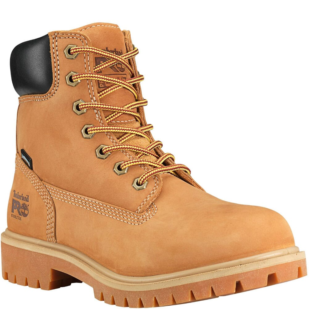 Image for Timberland PRO Women's Direct Attach Safety Boots - Wheat from elliottsboots