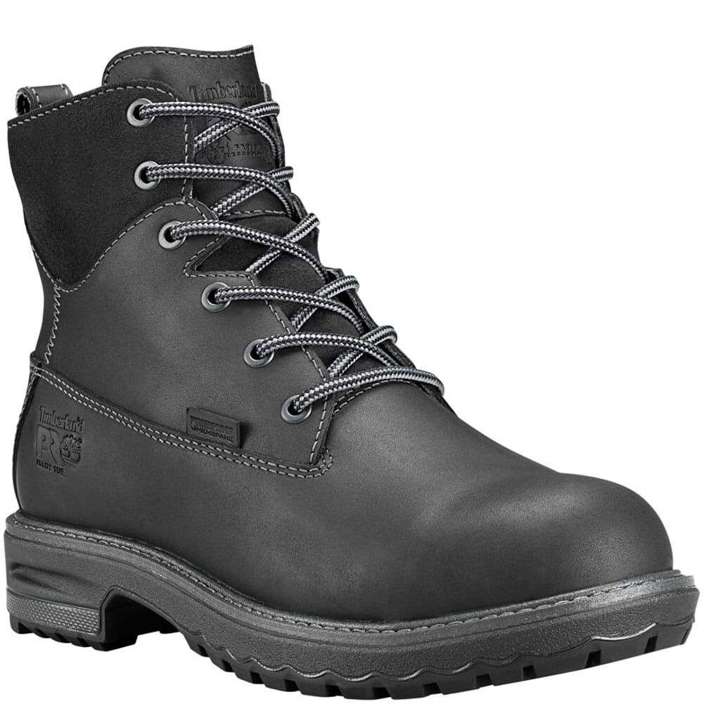 Image for Timberland PRO Women's Hightower WP Safety Boots - Black from bootbay
