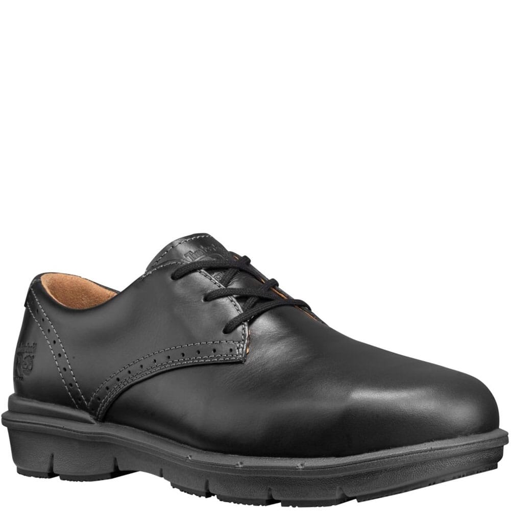 Image for Timberland PRO Men's Boldon SD+ Safety Shoes - Black from bootbay